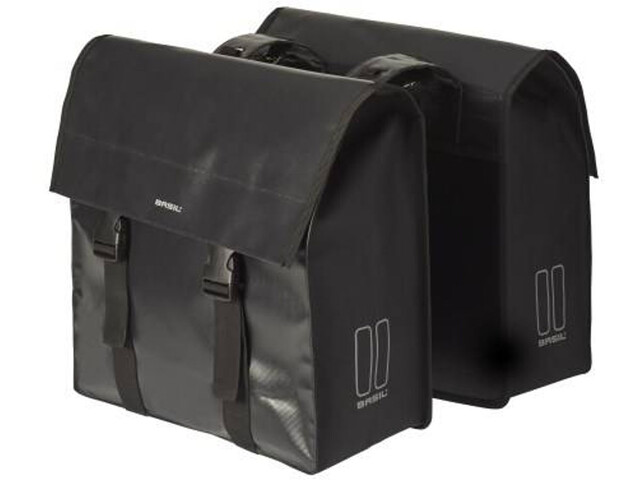 Basil Urban Load Gepäckträger Doppel-Tasche 48-53l schwarz
